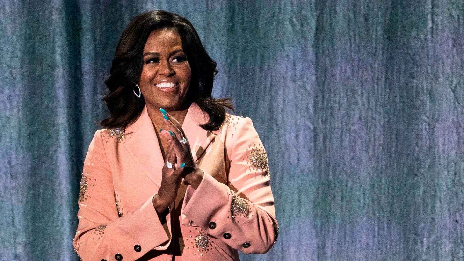 Michelle Obama Remembers 'Emotional' Day Dropping Daughter Sasha Off At College