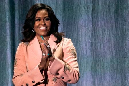 Michelle Obama Posts Self-Care Sunday Fitness Inspiration