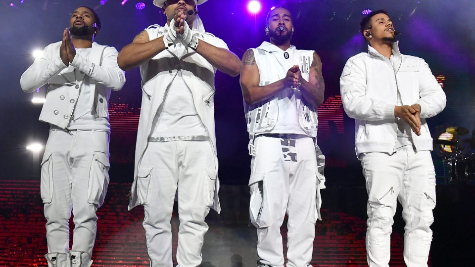 J Boog And Raz B Congratulate Omarion Despite B2K Being Dropped From New Millenium Tour