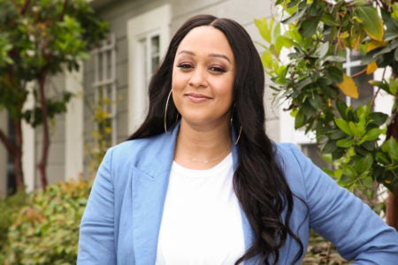 Tia Mowry-Hardrict Shows Off Her Postpartum Weight Loss, Reveals She Was Called 'Fat' During Pregnancy