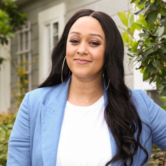 Tia Mowry-Hardrict Gives A Word To Moms On Loving Your Post-Pregnancy Body