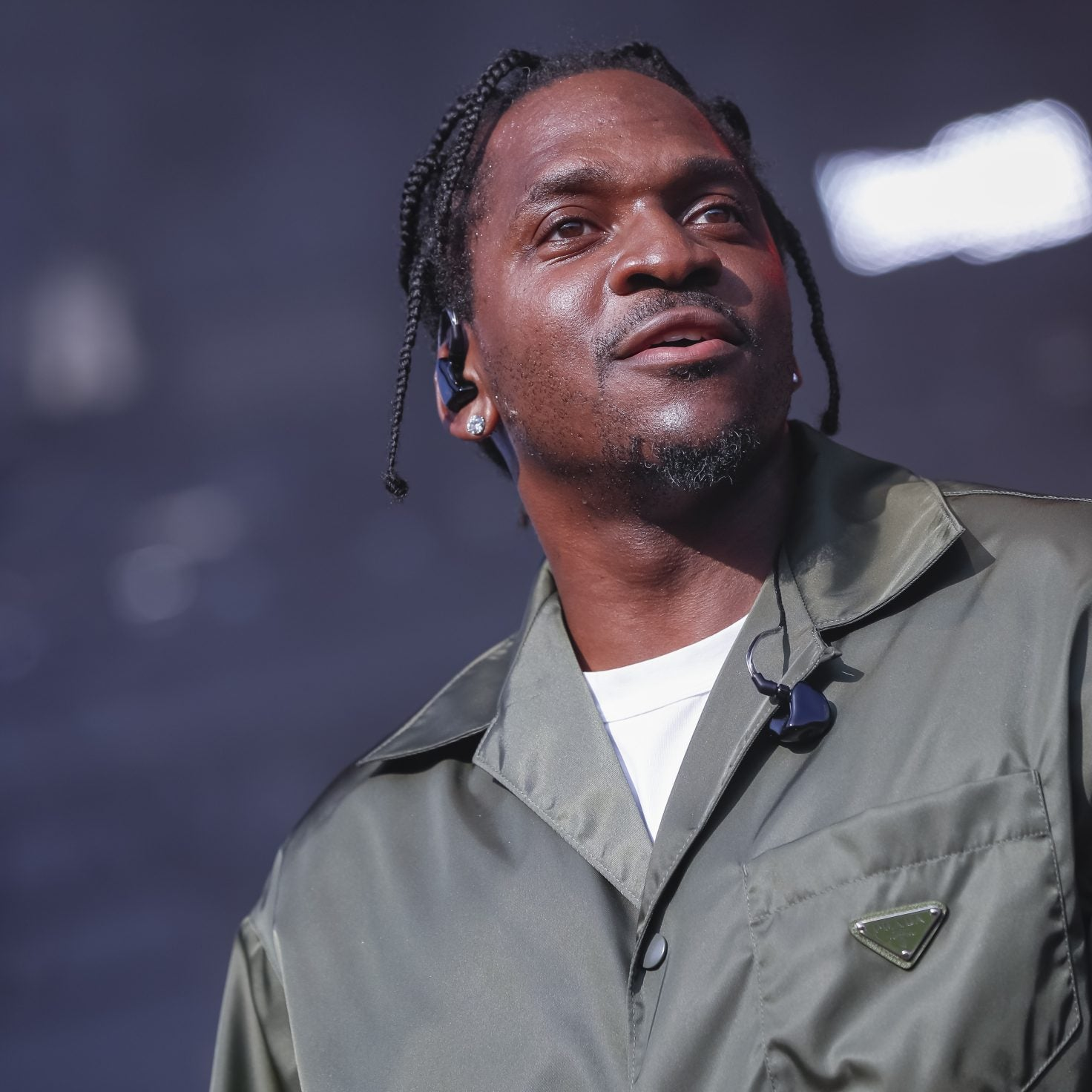 Pusha T Joins Remix Of Award-Winning Theme Song Of HBO's 'Succession'