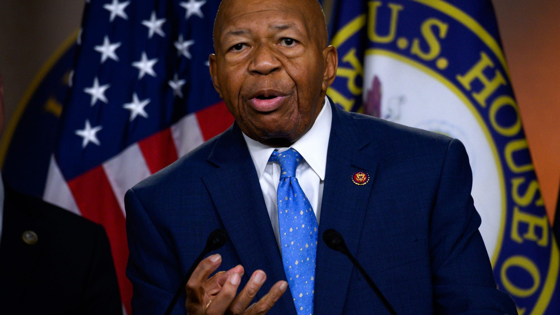 Rep. Elijah Cummings Dies at 68