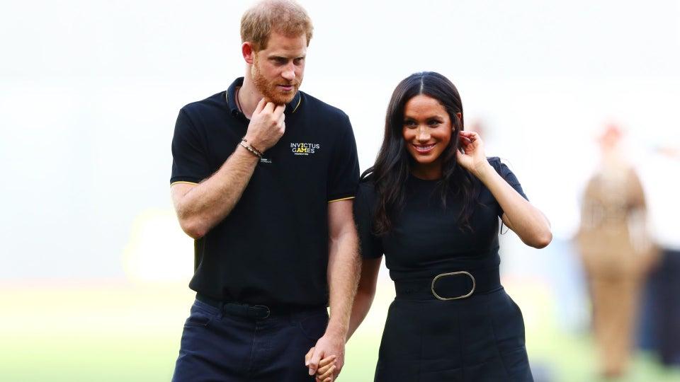 Prince Harry Is Tired Of British Tabloids Slandering Meghan Markle