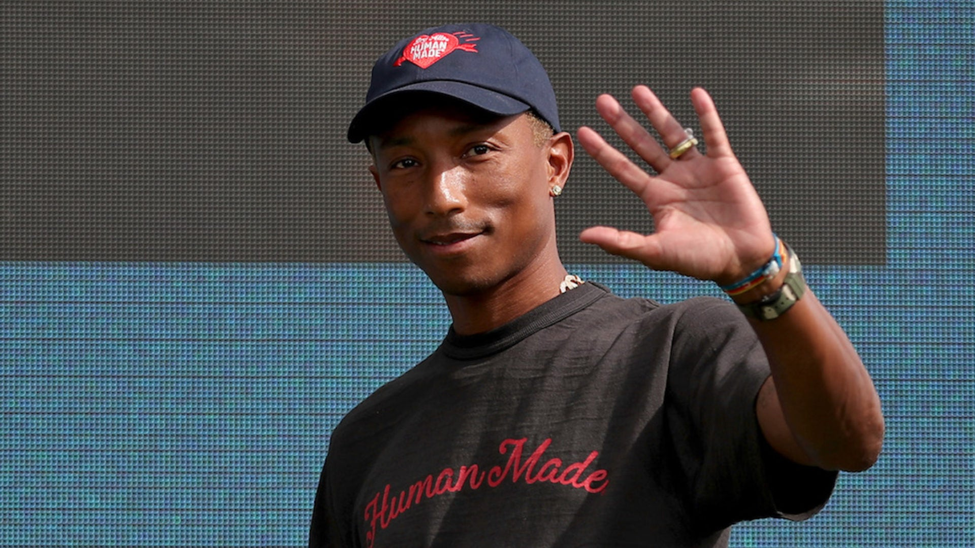Pharrell says he's 'embarrassed' by Blurred Lines lyrics