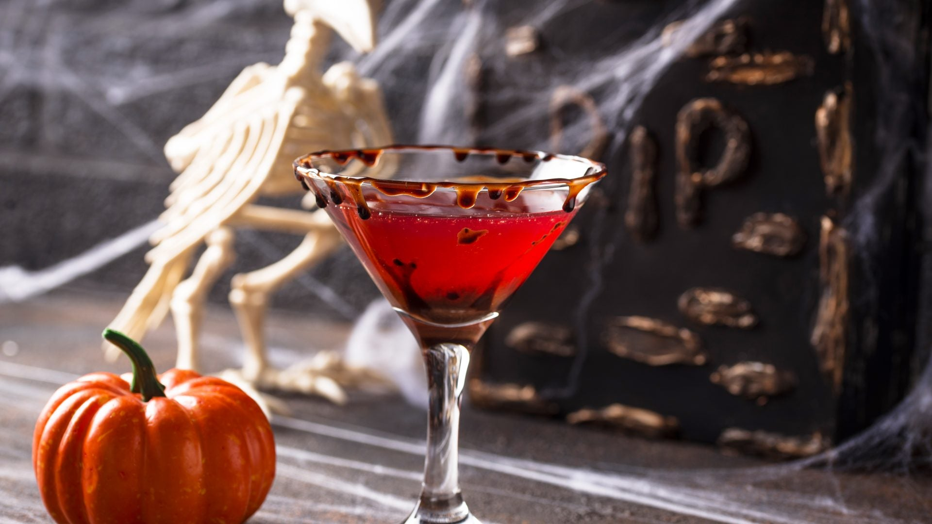 5 BOO-zy Halloween Cocktails To Make Tonight