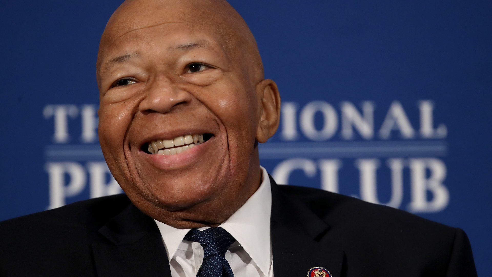 Rep. Elijah Cummings Is The First Black Lawmaker To Lie In State At U.S. Capitol