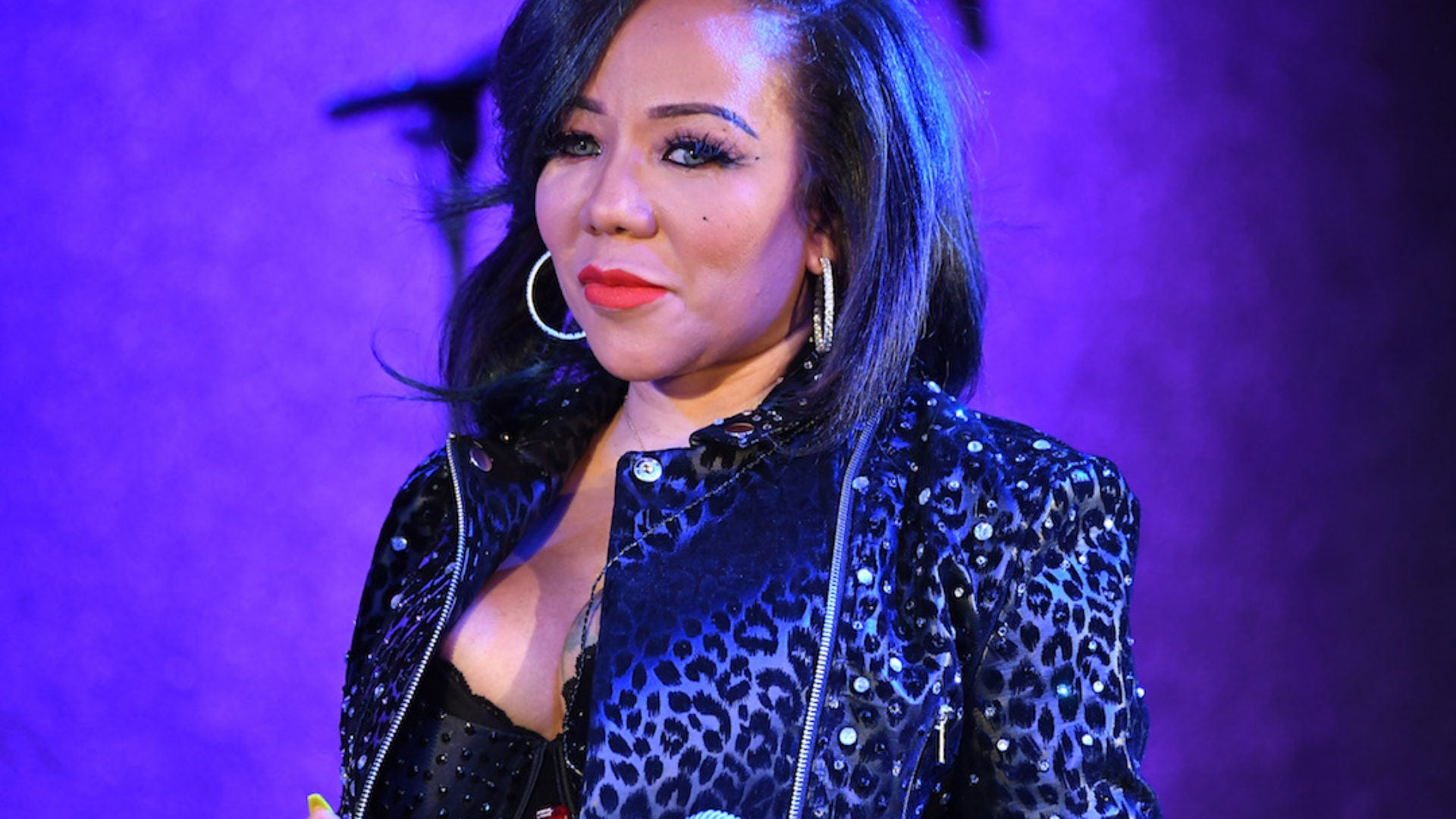 Nearly $1 Million Worth Of Jewelry Stolen From Tiny Harris