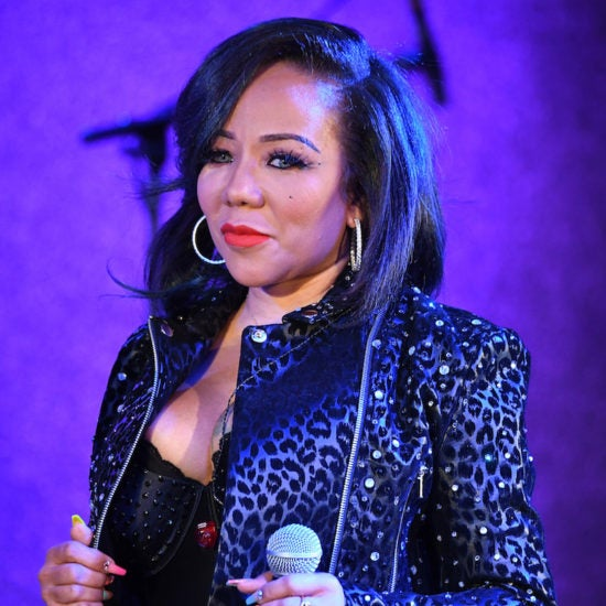 Nearly $1 Million Worth Of Jewelry Stolen From Tiny Harris' Lamborghini