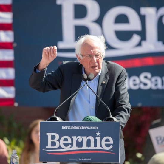 Bernie Sanders Says He Will Slow Pace Of Campaign Following Heart Attack