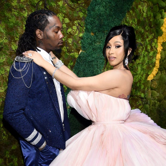 See Cardi B's Extravagant Birthday Surprise From Offset