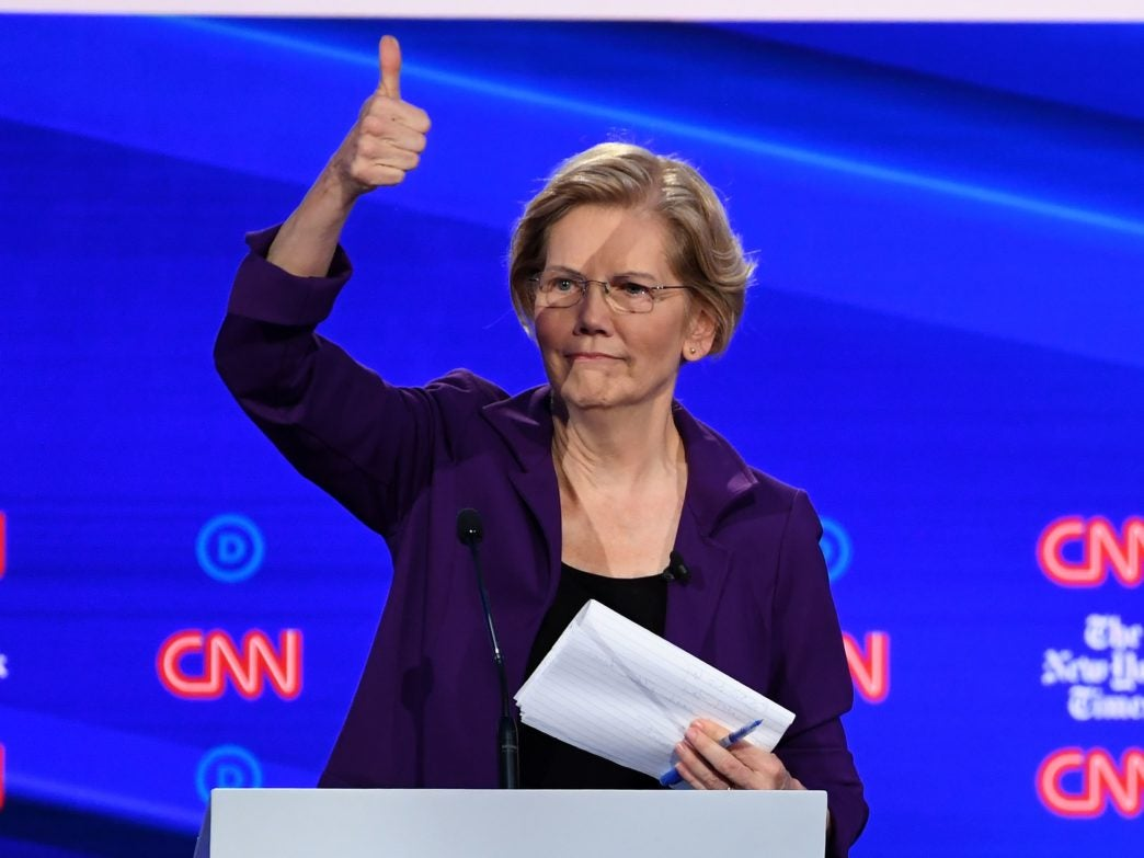 Elizabeth Warren Tops 2020 Racial Justice Presidential Candidate Scorecard