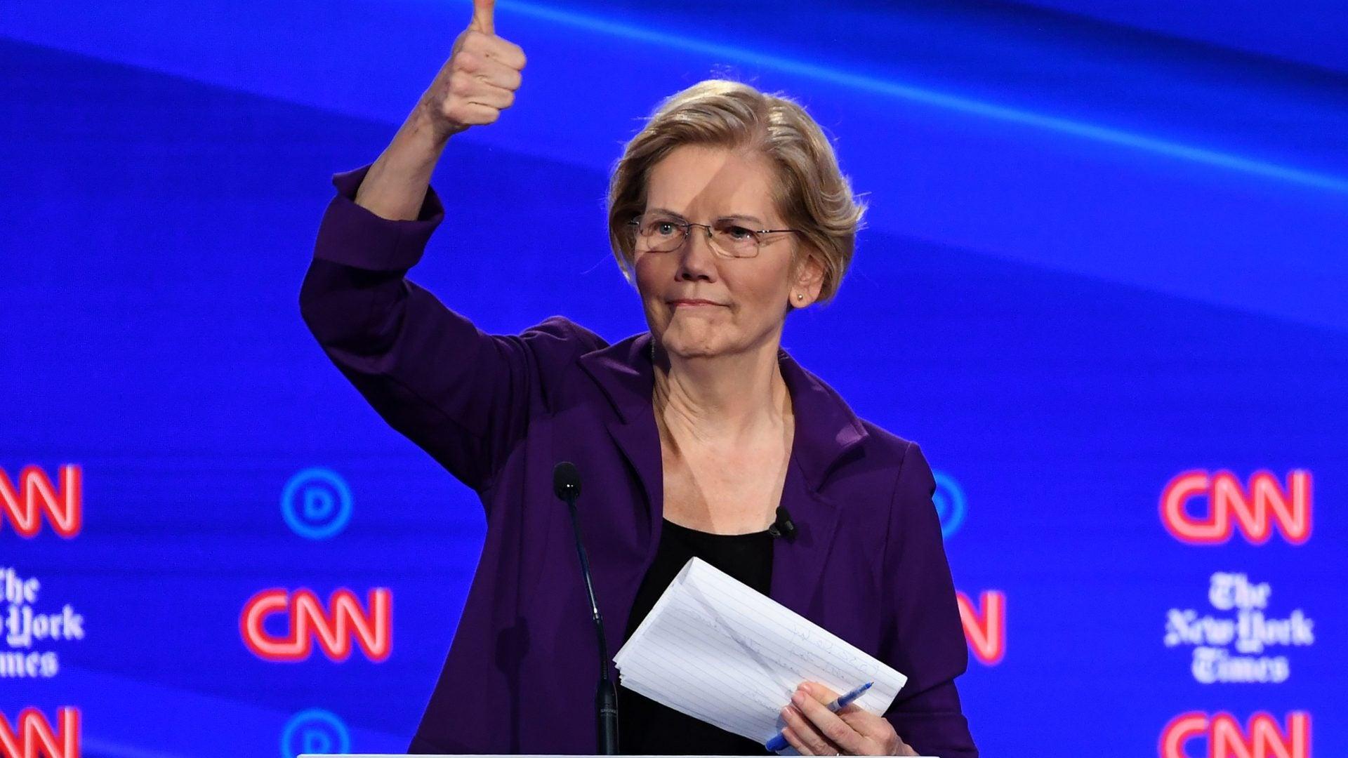 Warren Earns An 'A-,' Biden Earns An 'F' On 2020 Racial Justice Presidential Candidate Scorecard