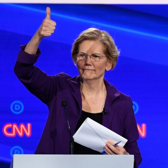 Only Sexist Men Take Issue With Elizabeth Warren's Justified Anger