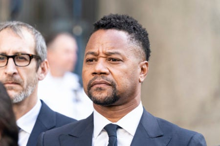 L.A. Prosecutors Won't Charge Cuba Gooding Jr. After Groping Allegation