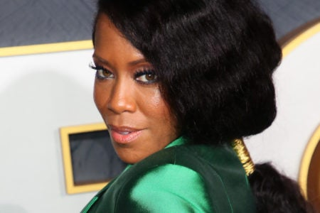 Regina King Was Ready To Save The Day Long Before 'Watchmen'