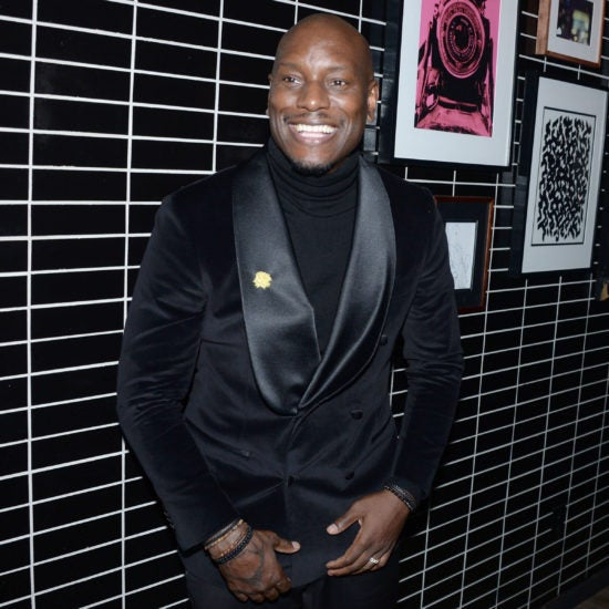 Tyrese Gibson Reveals Damaging Effects Of Colorism During His Childhood
