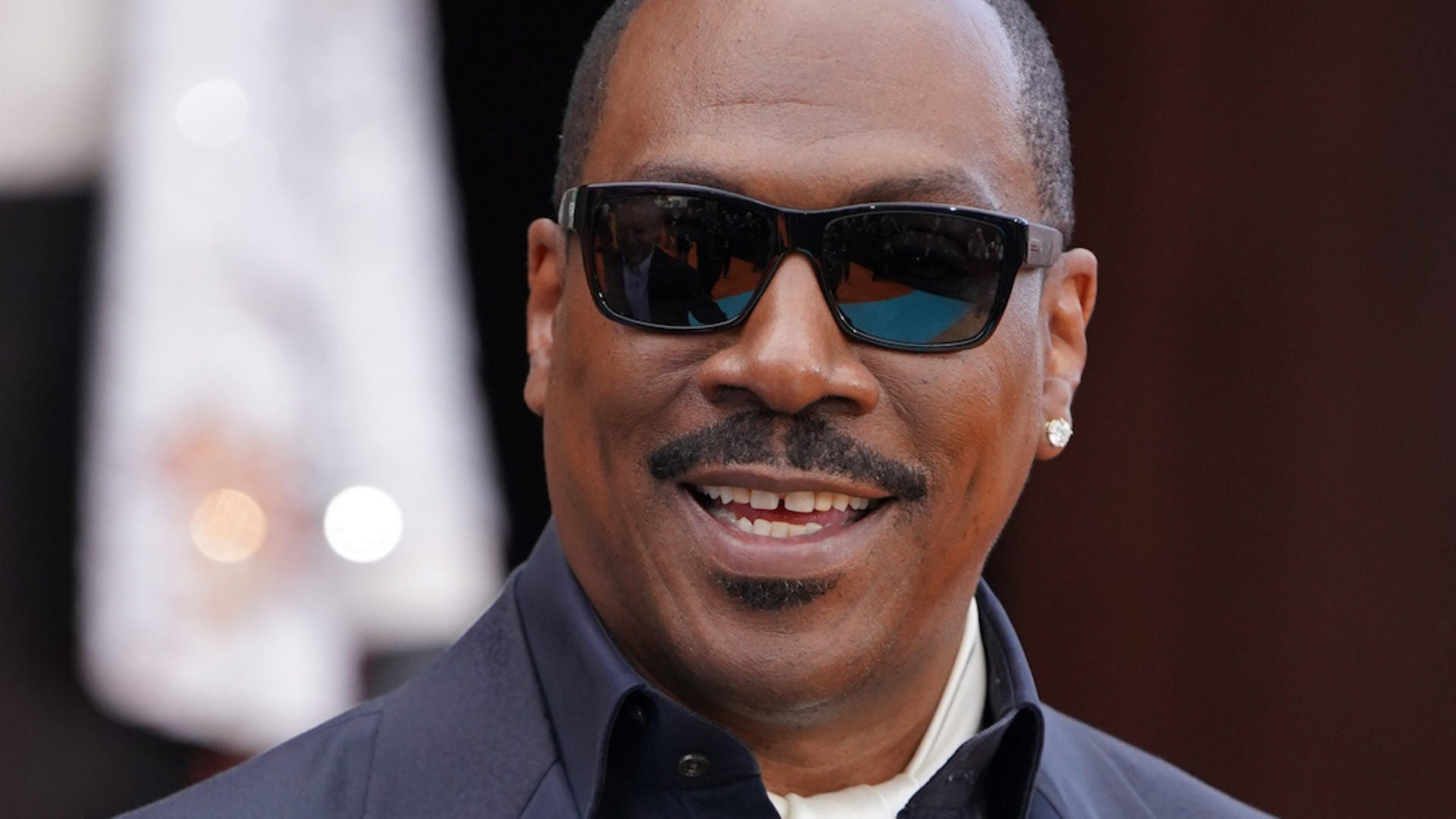 Eddie Murphy Isn't Letting The Pressure Of Returning To Stand-Up Get To Him