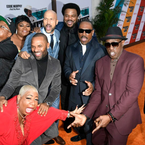Black Comedy's Funniest Turned Out For 'Dolemite Is My Name' Premiere In Los Angeles
