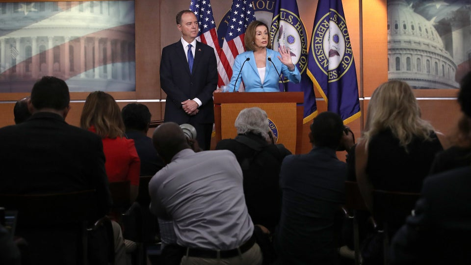 House Democrats Consider Concealing Whistleblower's Identity