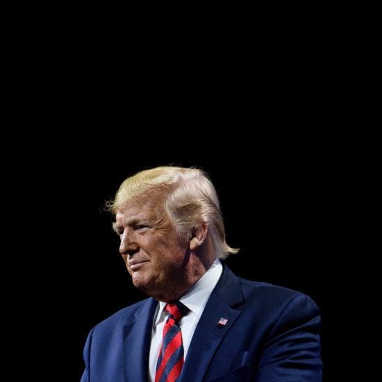 Schumer 'Worried' That Trump Will Shut Down Government Over Impeachment