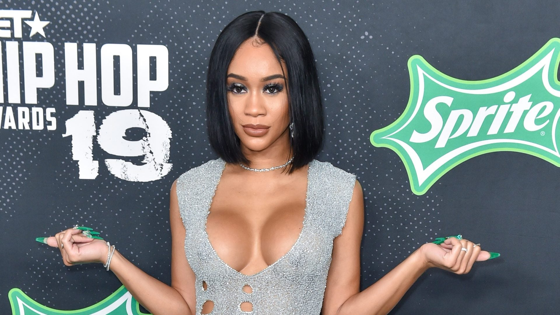 The Best Looks On The 2019 BET Hip Hop Awards Red Carpet