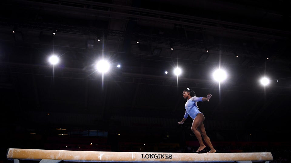 Simone Biles Lands 2 More Historic Moves At Worlds, Which Will Be Named After Her