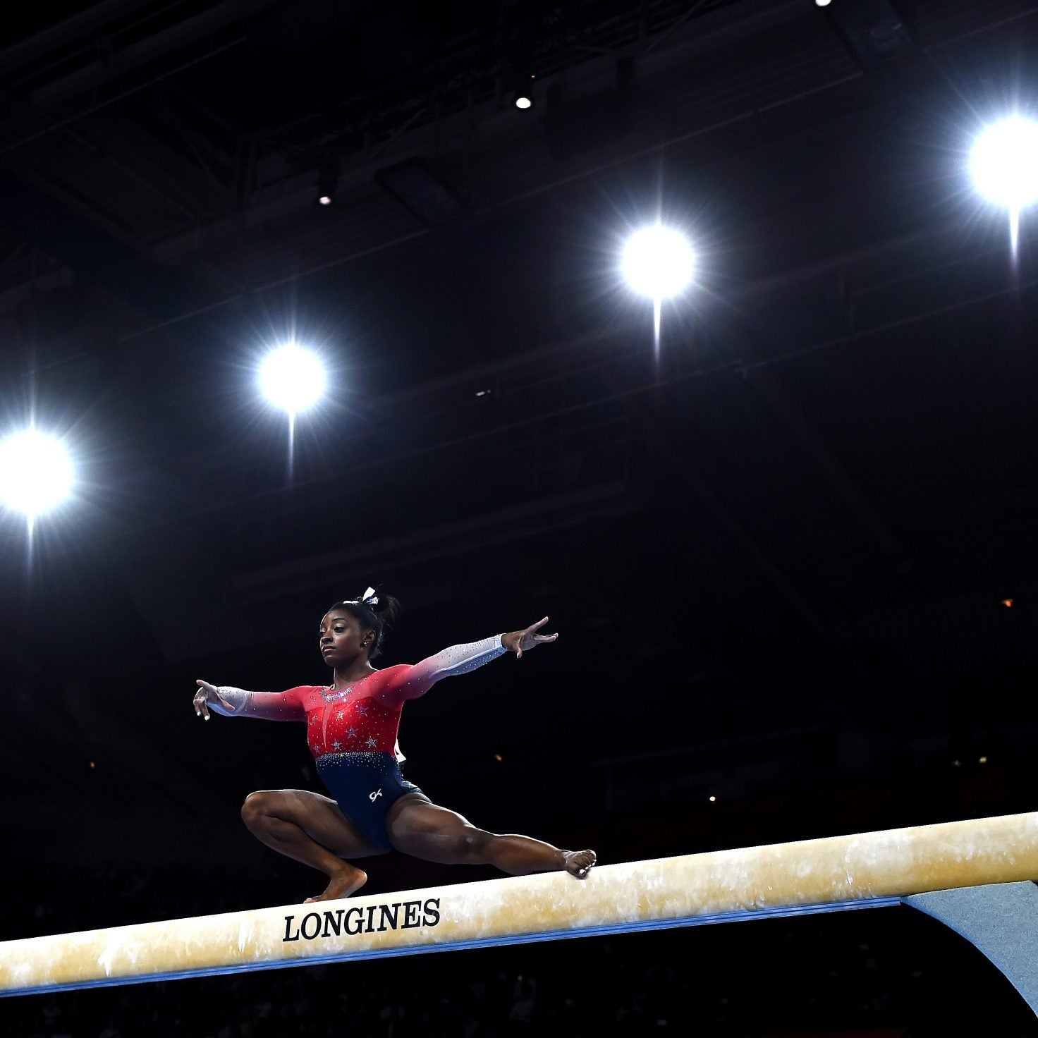 Simone Biles Smashes Another Record After Winning Her 21st Medal At Worlds