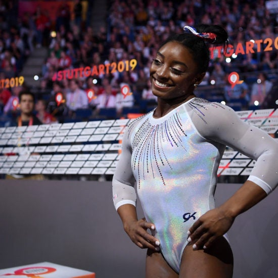 Simone Biles Claims 5th All-Around Title, Secures 22nd Medal