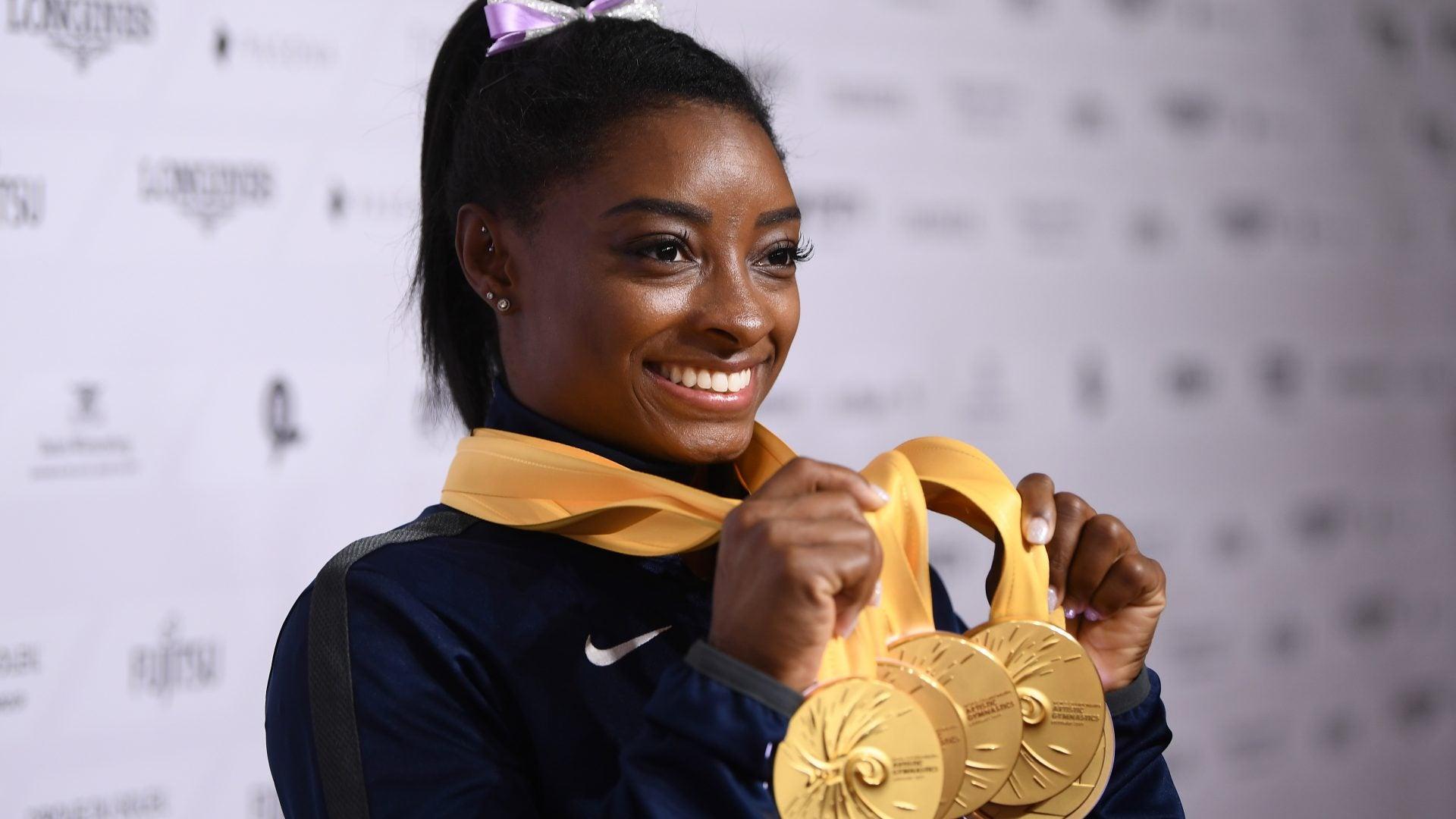 Simone Biles and Coco Gauff Hit Major Milestones In Sports