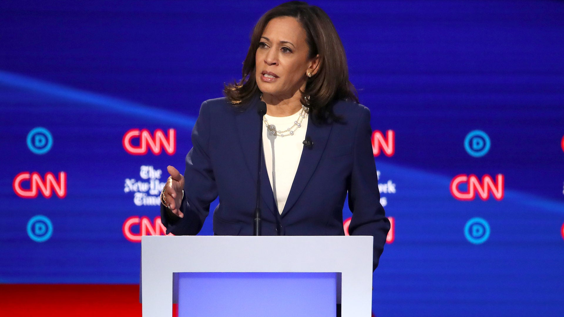 Kamala Harris Endorsed By Higher Heights