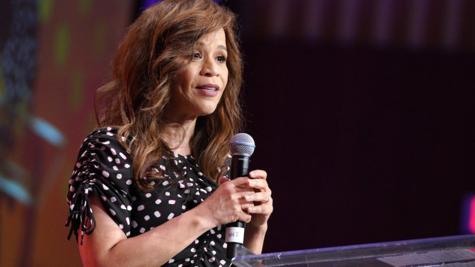 Rosie Perez Says It's 'Dangerous' For Afro-Latinos To Separate Themselves Within Latin Community