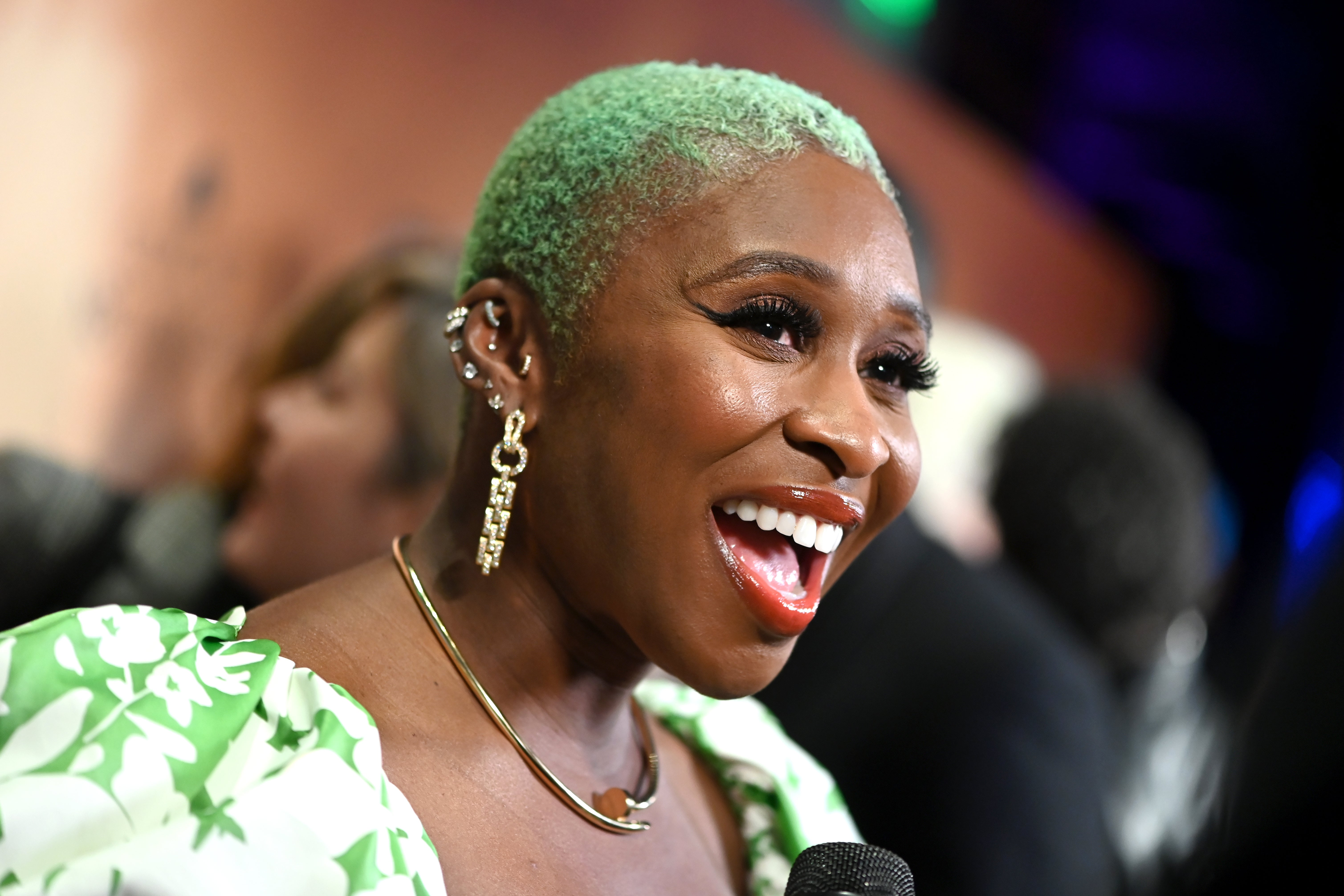 'Harriet' Star Cynthia Erivo Wants Critics To Give Film A Chance