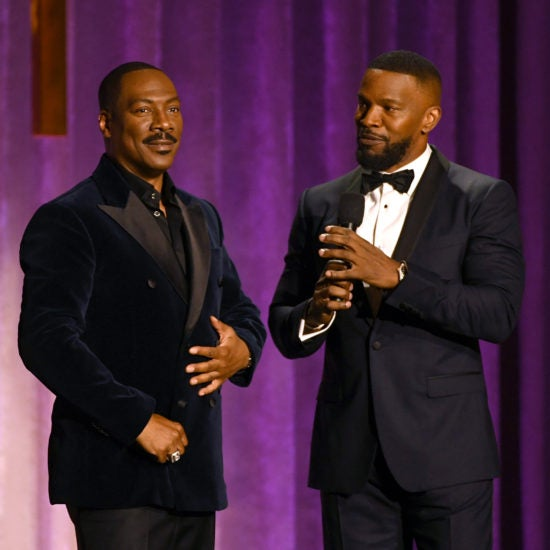 Black Hollywood Was Out In Full Force At The Academy's Honorary Governors Awards