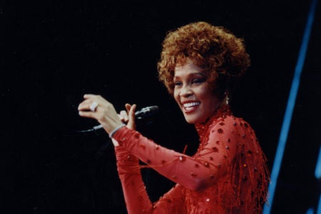 Whitney Houston, Notorious B.I.G. Nominated For Rock & Roll Hall ...