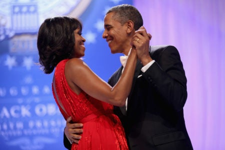 Barack and Michelle Obama Celebrate 27 Years Of Marriage ...