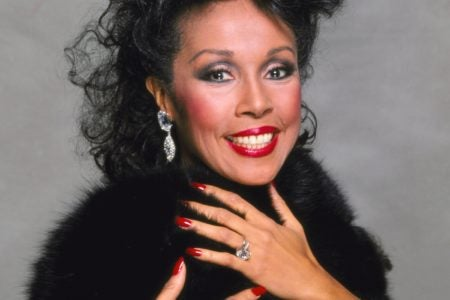 Diamond Drip! Diahann Carroll's Jewels And Furniture To Be Sold In Estate Sale