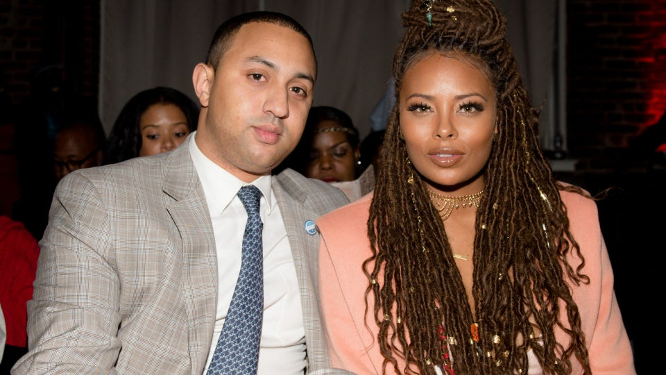 Eva Marcille and Michael T. Sterling Share The First Photo Of Their Son Maverick