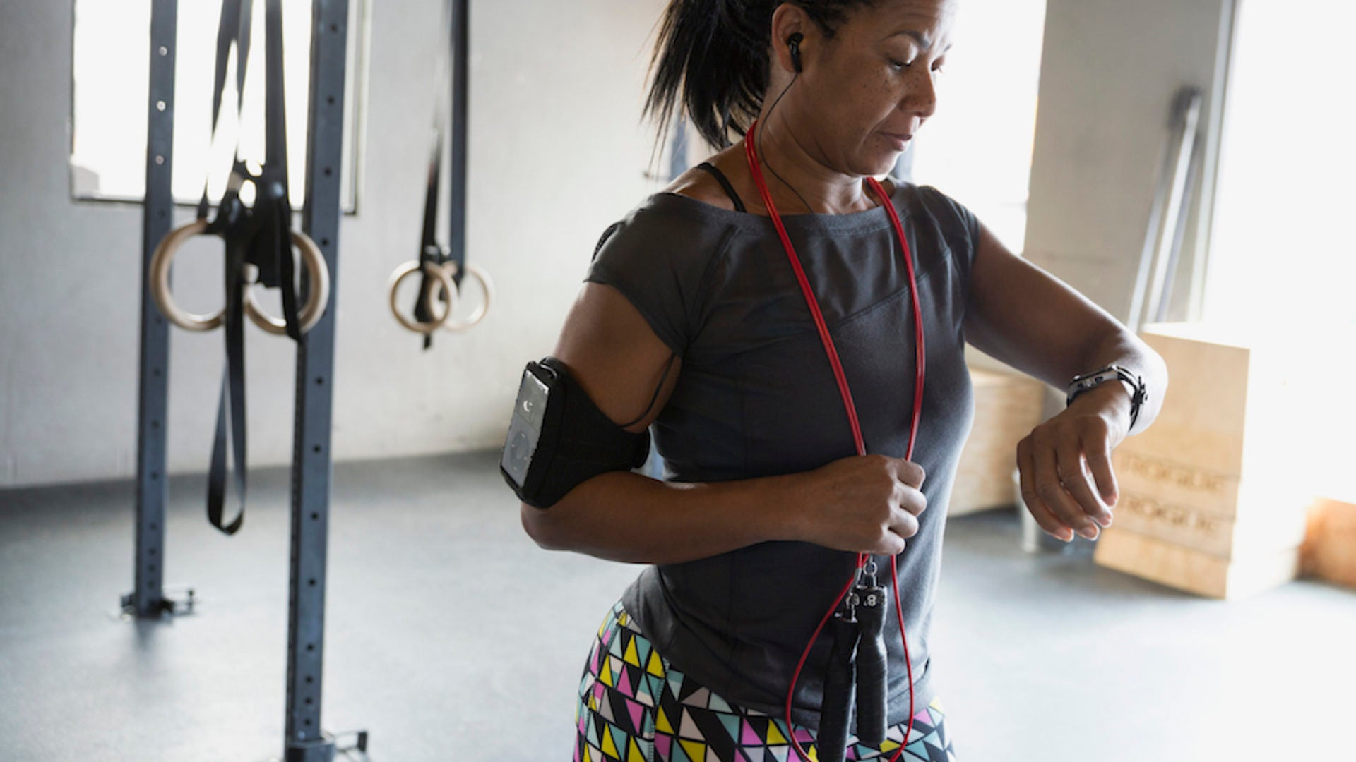 Step Up Your Workouts With These Tech Gadgets