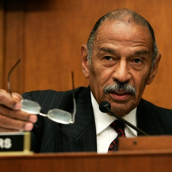 Former Michigan Rep. John Conyers Dead At 90