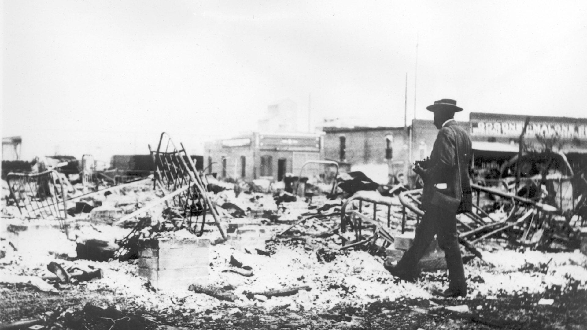 HBO's 'Watchmen' Premiere Sheds Light On Tulsa Race Massacre Of 1921