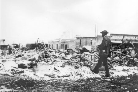 Researchers Find Possible Mass Grave From Tulsa Race Massacre