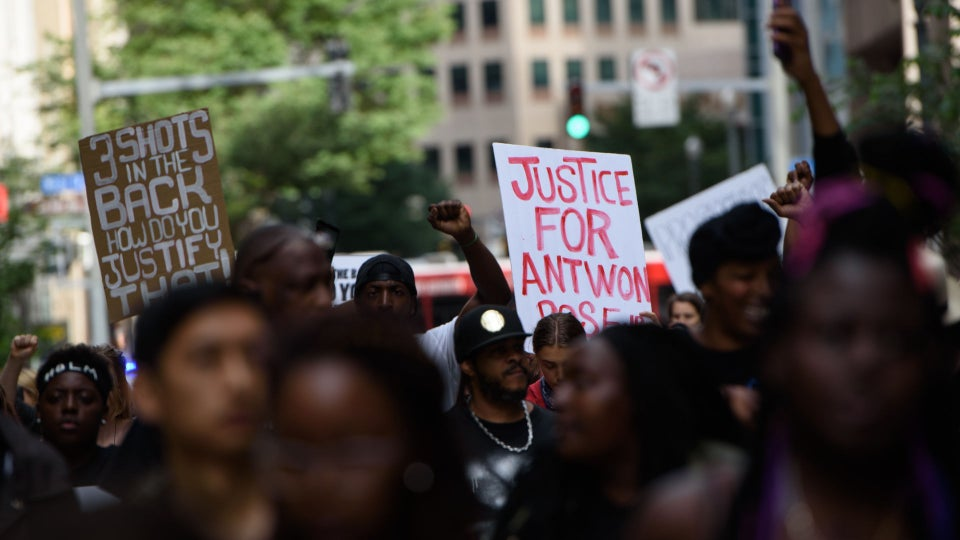 Family Of Antwon Rose Settles With East Pittsburgh For $2 Million