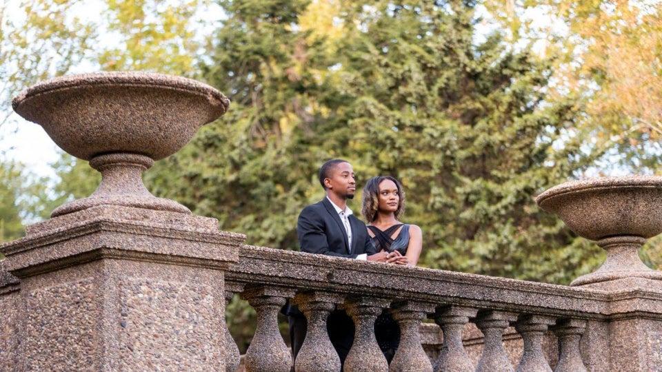 Nia Henry And Shakeel Luke's HBCU Love Story