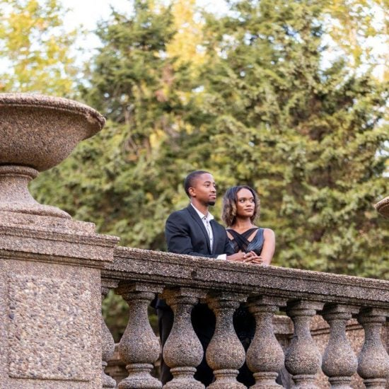 HBCU Love: Nia Henry and Shakeel Luke's Love Story Began At Howard University