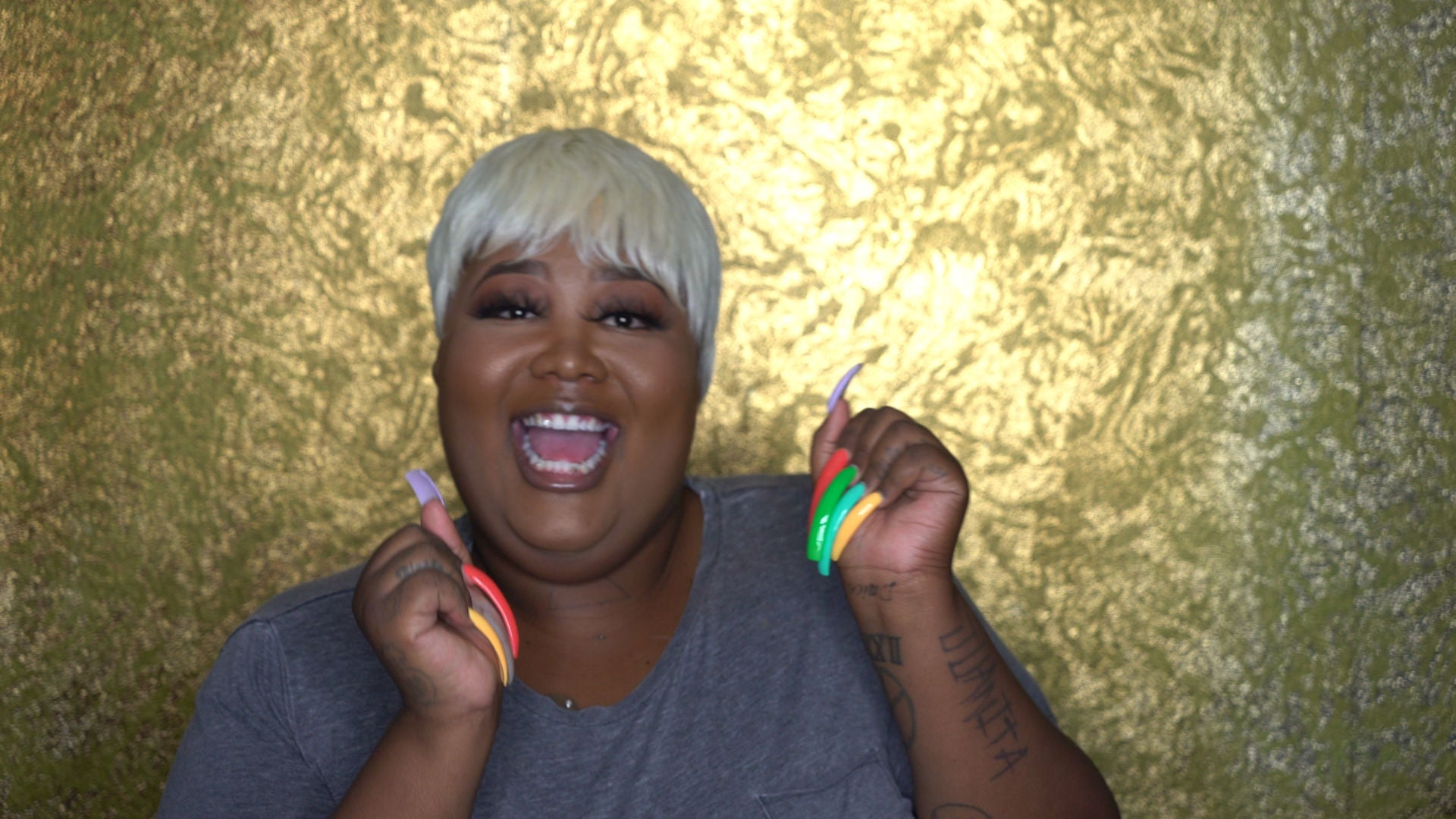 Amber 'Jstlbby' Wagner Is A Lot More Than Just Long, Colorful Nails And Funny Instagram Videos