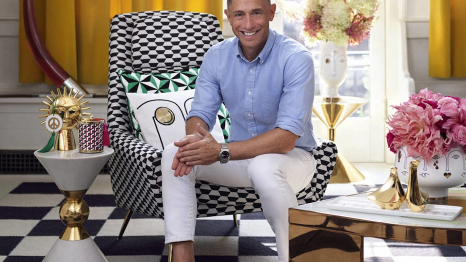 Jonathan Adler Is Teaming Up With H&M For A New Home Collection