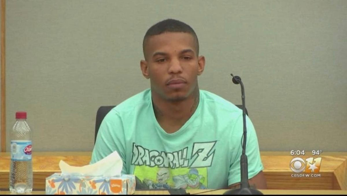 Joshua Brown on witness stand