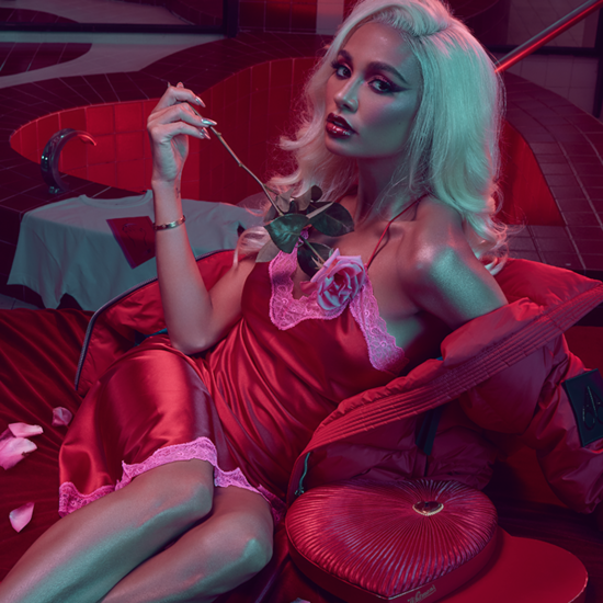Fashion Maven Kristen Noel Crawley Stars In Moose Knuckles Campaign