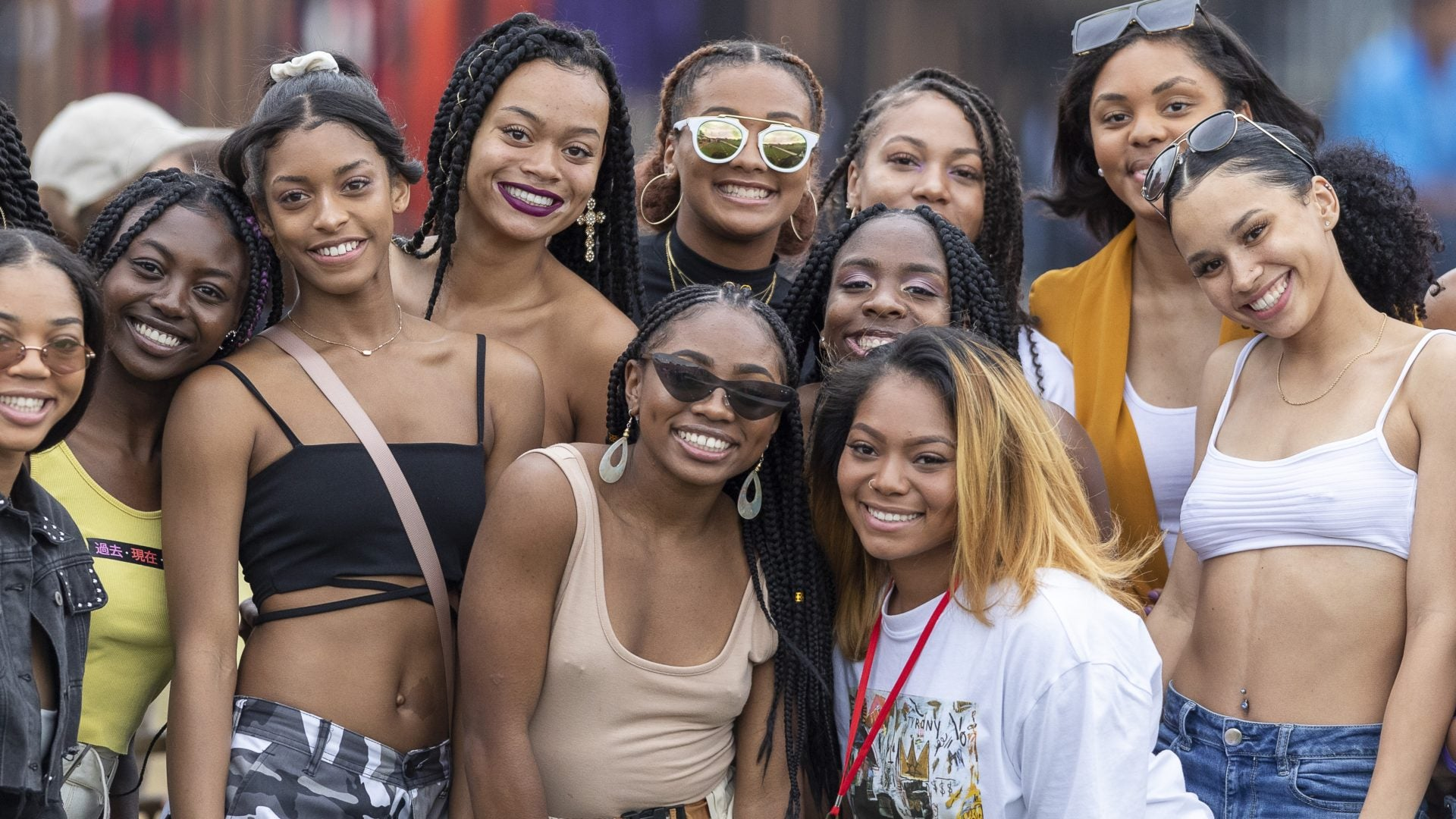 The Best Street Style At Howard Homecoming